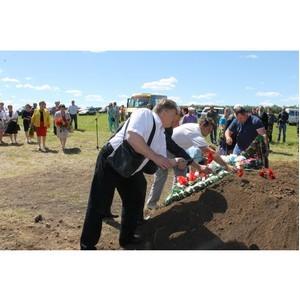 Воронежские активисты ОНФ приняли участие в поиске и перезахоронении останков погибших в годы ВОВ