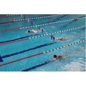Сотрудница Рязаньэнерго отличилась на соревнованиях среди пловцов-энергетиков