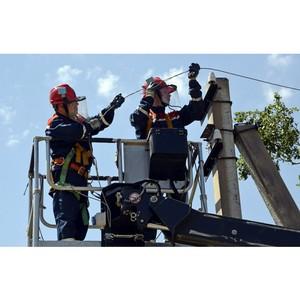 В Тамбовэнерго за семь месяцев отремонтировали более 350 километров воздушных ЛЭП