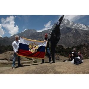 Русский беспилотник покорил Эверест