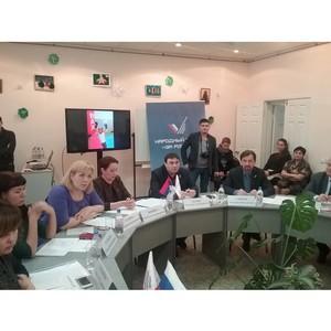 Самарские активисты ОНФ поддержали родителей по реабилитации детей с синдромом аутизма