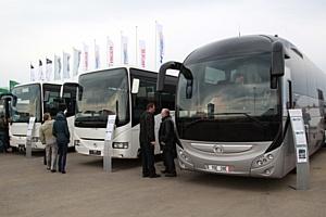 Компания Iveco приняла участие в выставке «Мир Автобусов-2013»