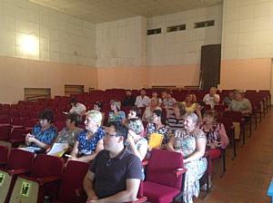 Виктория Бессонова встретилась с предпринимателями Тунгокоченского района