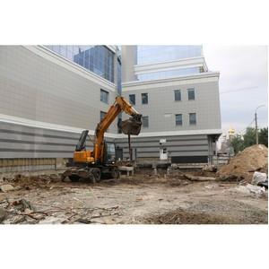 «Аквилон-Инвест» получил разрешение на проведение работ по воссозданию дома Иванова-Плотниковой