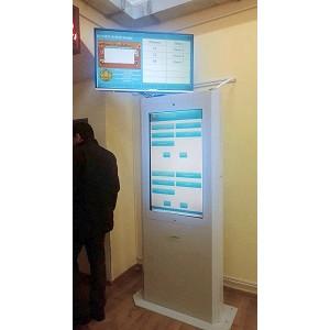 Электронные очереди Neuroniq адаптированные для людей с инвалидностью были установлены в Казахстане