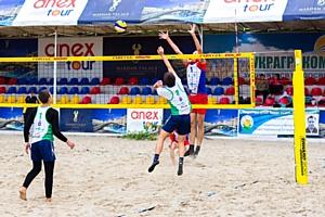 В Киеве состоялся открытый кубок Киева имени Ю.Г.Затворницкого по пляжному волейболу