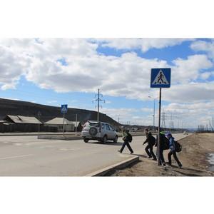 Активисты ОНФ обсудили вопросы безопасности дорожного движения на аварийно-опасных участках Кызыла
