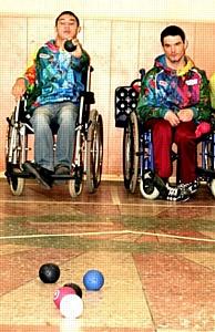 Благотворительный фонд «Сафмар» поддержал проведение спартакиады для саратовских детей-инвалидов