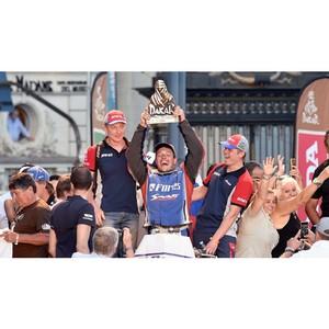 Выпускник университета стал первым российским победителем ралли Dakar в зачете Quad