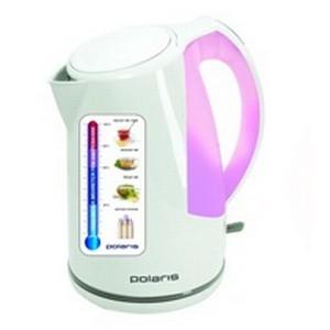 Чайник Polaris подскажет мамам, когда вода для детского питания нагрета!