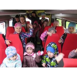 Обеспечение безопасности и законности при организации перевозки групп детей