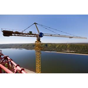 Завершен монтаж спецперхода через Зею в Амурской области