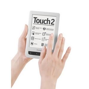 Ридер PocketBook Touch2 теперь интегрирован с DropBox