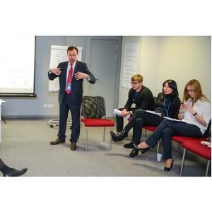 Тренинговая компания Михаила Казанцева провела обучение по маркетингу для руководителей IT-компаний.
