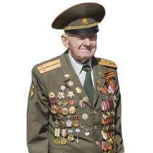 Ветеран Великой Отечественной войны Иван Васильевич Соколов отметил 97-летие
