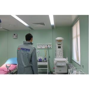 После вмешательства активистов ОНФ в Петербурге заработал новый комплекс Боткинской больницы