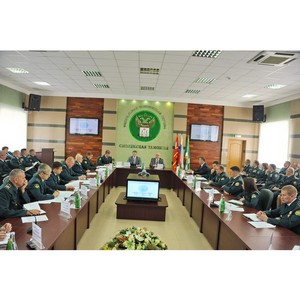 Заместитель руководителя  ФТС России посетил Смоленскую таможню
