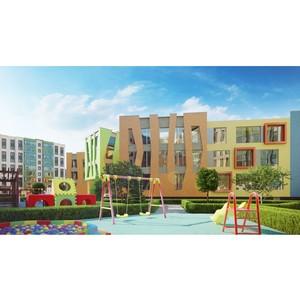 Rezidential Group получила разрешение на строительство детского сада в ЖК «Пироговская Ривьера»