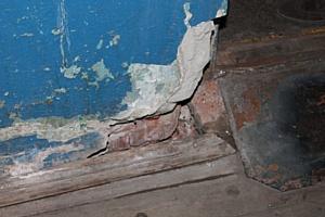 Челябинские активисты ОНФ убедили власти Коркино провести экспертизу аварийного дома
