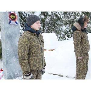В Нижнем Новгороде почтили память морского пехотинца Андрея Сошелина