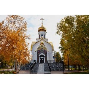 В Храме Св. Луки, который расположен на территории Травмбольницы Сургута, встретят праздник Пасхи