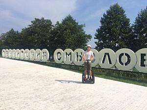 Студент из Дзержинска принимает участие во всероссийском форуме «Территория Смыслов»