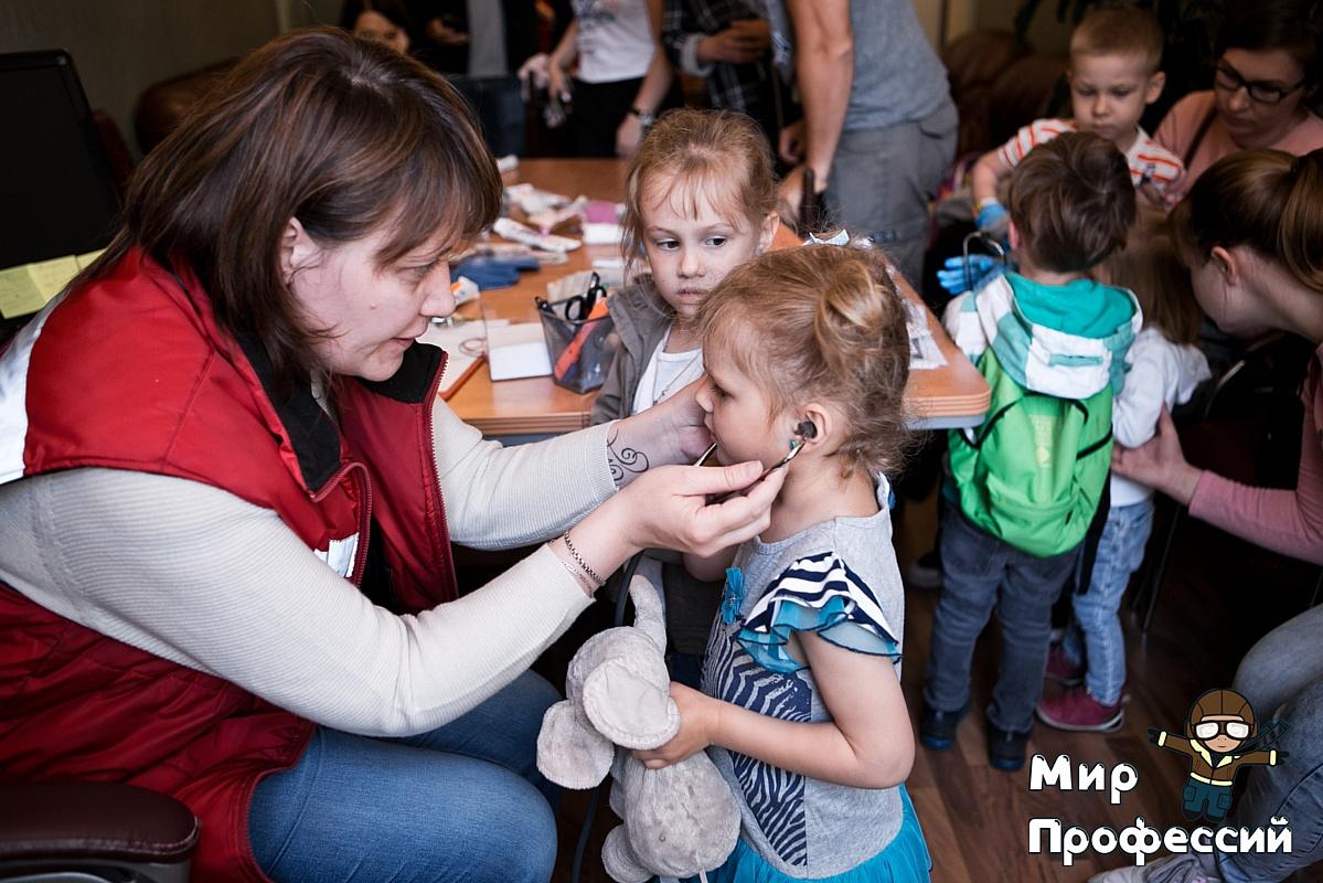 Самые маленькие гости «Петербургской неотложки»