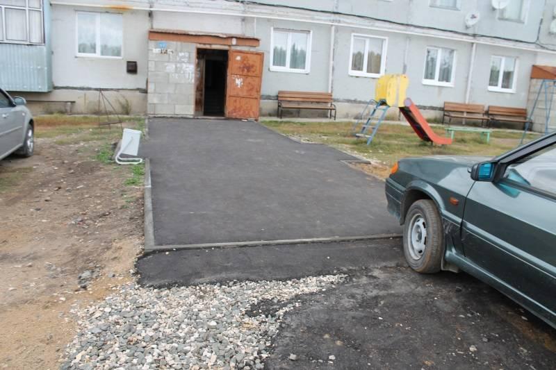 Активисты ОНФ в Мордовии провели рейды по дворовым территориям в Кочкурове и Инсаре