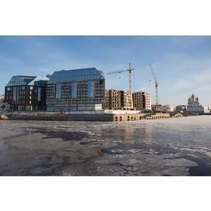 Самый северный в мире «Novotel» строится в Архангельске холдингом «Аквилон-Инвест»