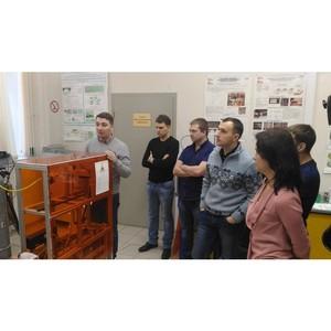 Университет подготовил руководителей и технических специалистов ПАО «Криогенмаш»