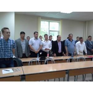 Арбитражные управляющие Крыма: первый экзамен выдержан!