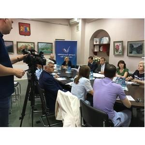 ОНФ презентовал проект «Народная оценка качества» в Ивановской области