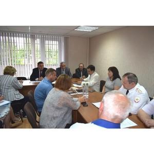 Состоялось второе заседание Общественного совета при УВД Зеленограда