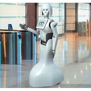 Робот для корпоративного мероприятия