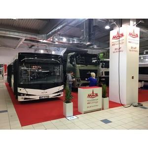 "МАЗ поучаствовал на ""Warsaw Bus"" и ""TSL"""
