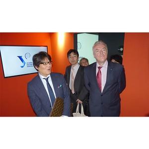 Университет продолжит сотрудничество с компанией Panasonic Россия