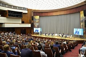 Участники Всероссийского водного конгресса обсуждают перспективы развития отрасли водоснабжения