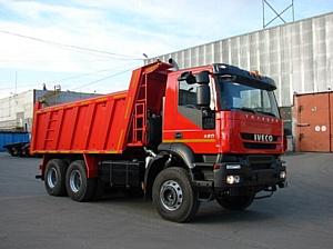 120 грузовиков Iveco Trakker для ведущего российского застройщика «ПромСтройМонтаж»