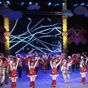 В Екатеринбурге в новогодние каникулы детишки увидят спектакль «Новогодние проделки Бабы-Яги»