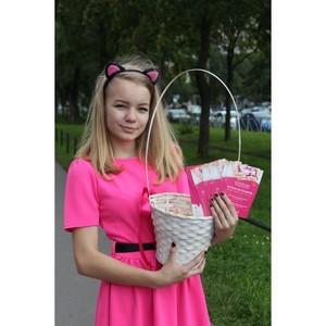 Kistochki подарили петербуржцам 24 000 подарков