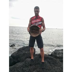 Российский спортсмен преодолел 5 IronMan за 5 дней