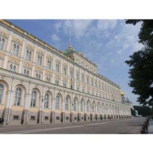 Пластиковые окна «взяли» Кремль