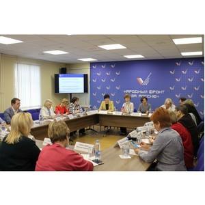 ОНФ призывает столичные власти к совместному решению проблемы обеспечения детей ясельными группами