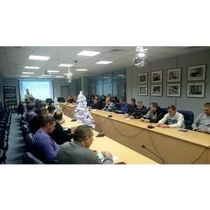В Брянске партнер Атол Драйв провел конференцию для водителей ОАО «Брянконфи»