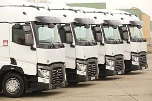 Грузовые автомобили  Renault Trucks серии T завоевывают сердца  автомобильных перевозчиков из Европы