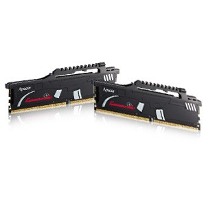 Apacer представляет память для оверклокеров нового поколения - Commando DDR4
