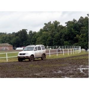 «Альянс-Авто» на празднике конного спорта в Ядрине