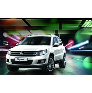 Каникулы начинаются с Volkswagen Tiguan по привлекательной цене