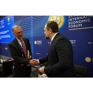 Россия в глобальной «зеленой» политике как основополагающий вопрос ПМЭФ