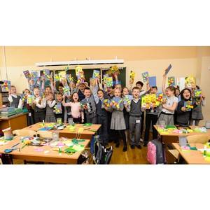 «Космические» уроки прошли в московских школах и гимназиях